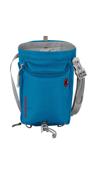Mammut Multipitch chalkbag blauw